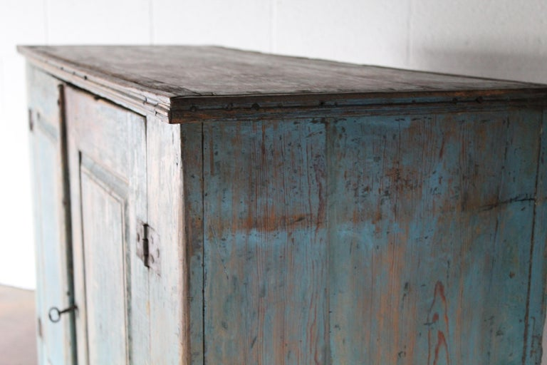 Antique Swedish Cupboard For Sale 3