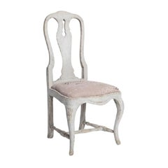 Antique Swedish Dining Chairs