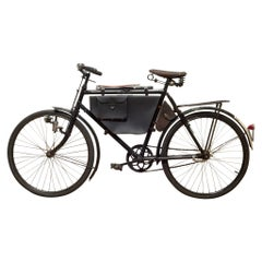 Antique Swiss Army MO-05 Bicycle, circa 1930-1940