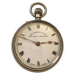 Antique Swiss Made Pocket Watch