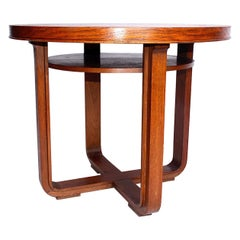 Antique Table by J. Halabala