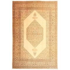 Antique Tabriz Persian Rug