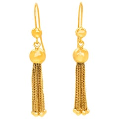 Antique Tassel Earrings