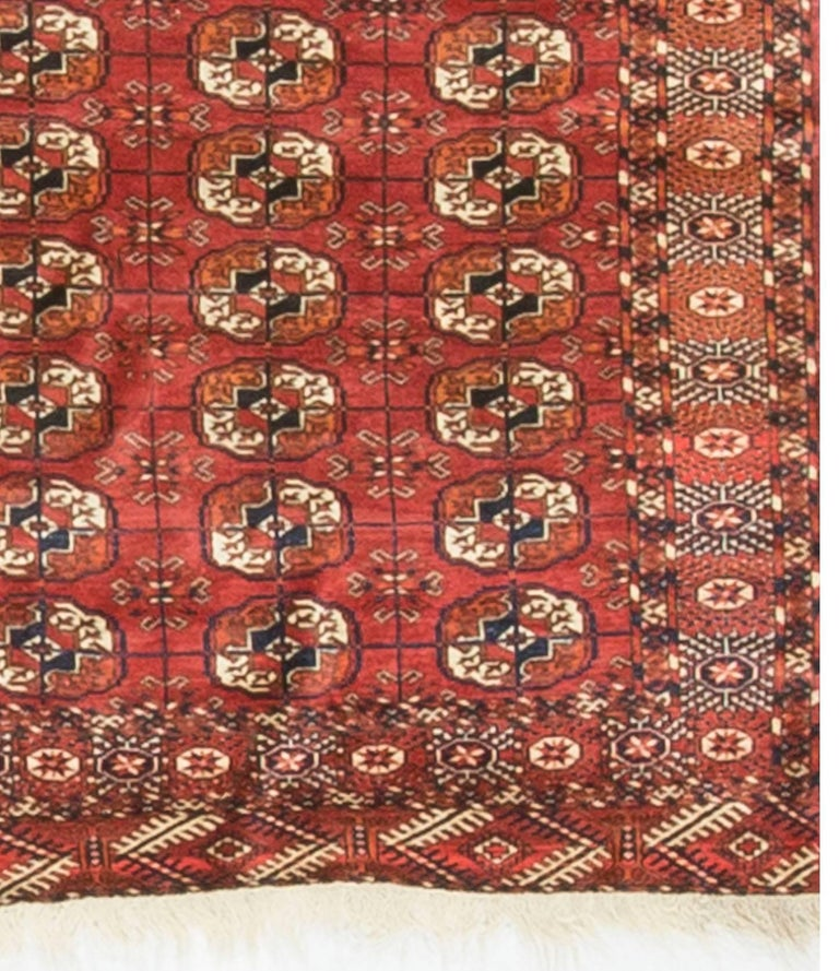 Antique Tekke Bokahra Rug For Sale At 1stdibs