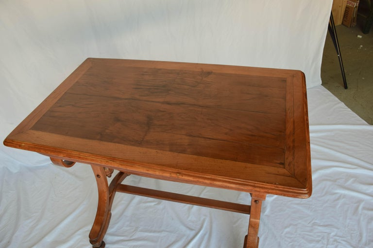 Antique Thonet Bentwood Table For Sale 1