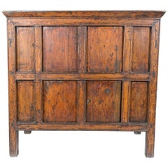 Antique Tibetan Cabinet or Console Table