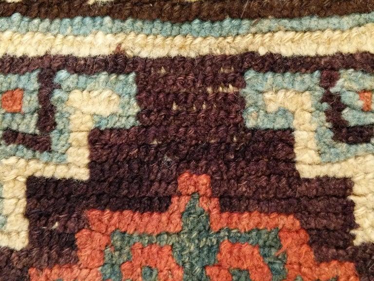 Antique Tibetan Meditation Rug 5
