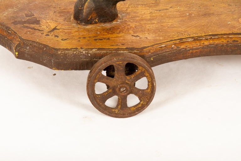 Antique Toy Horse, 1880s For Sale 4