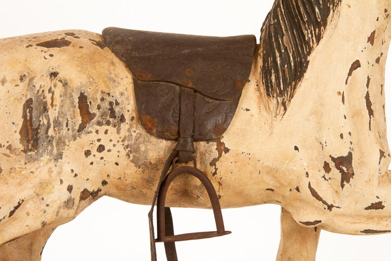 Antique Toy Horse, 1880s For Sale 7