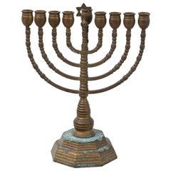 Antique Traditional Jewish Chandelier, circa 1940