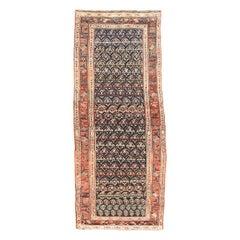Antique N.W. Persian Tribal Long Rug