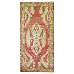 Antique Turkish Anatolian Rug