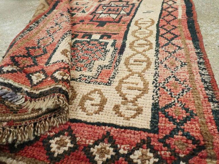 Antique Turkish Anatolian Tribal Rug For Sale 3