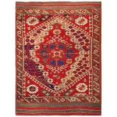 Antique Turkish, Bergama Rug