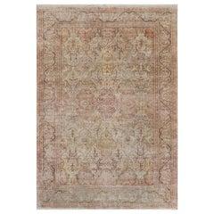Antique Turkish Hereke Carpet