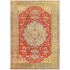 Antique Turkish Keysari Rug