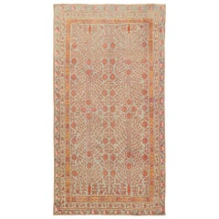 Antique Turkish Khotan Rug