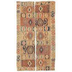 Antique Turkish Kilim Carpets