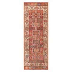 Antique Turkish Konya Rug