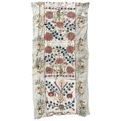 Antique Turkish Ottoman Embroidery