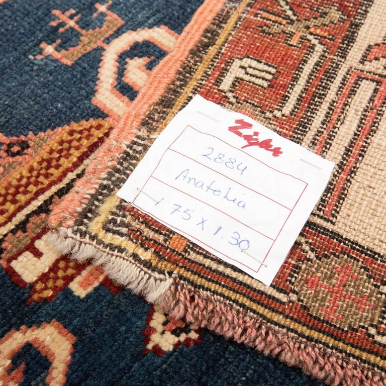 20th Century Antique Wool Rug, Derbend with Double Niche Design, circa 1920 For Sale 2