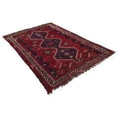 Antique Turkoman Carpet, Caucasian, Hand Woven, Lounge, Hallway, Rug, Circa 1900