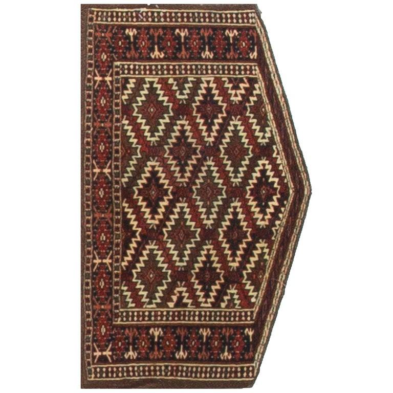 Antique Turkoman Rug: Antique Turkoman Yomut Asmalyk Rug, Circa 1890 For Sale At