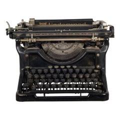 Antique Underwood Typewriter #10, circa 1932