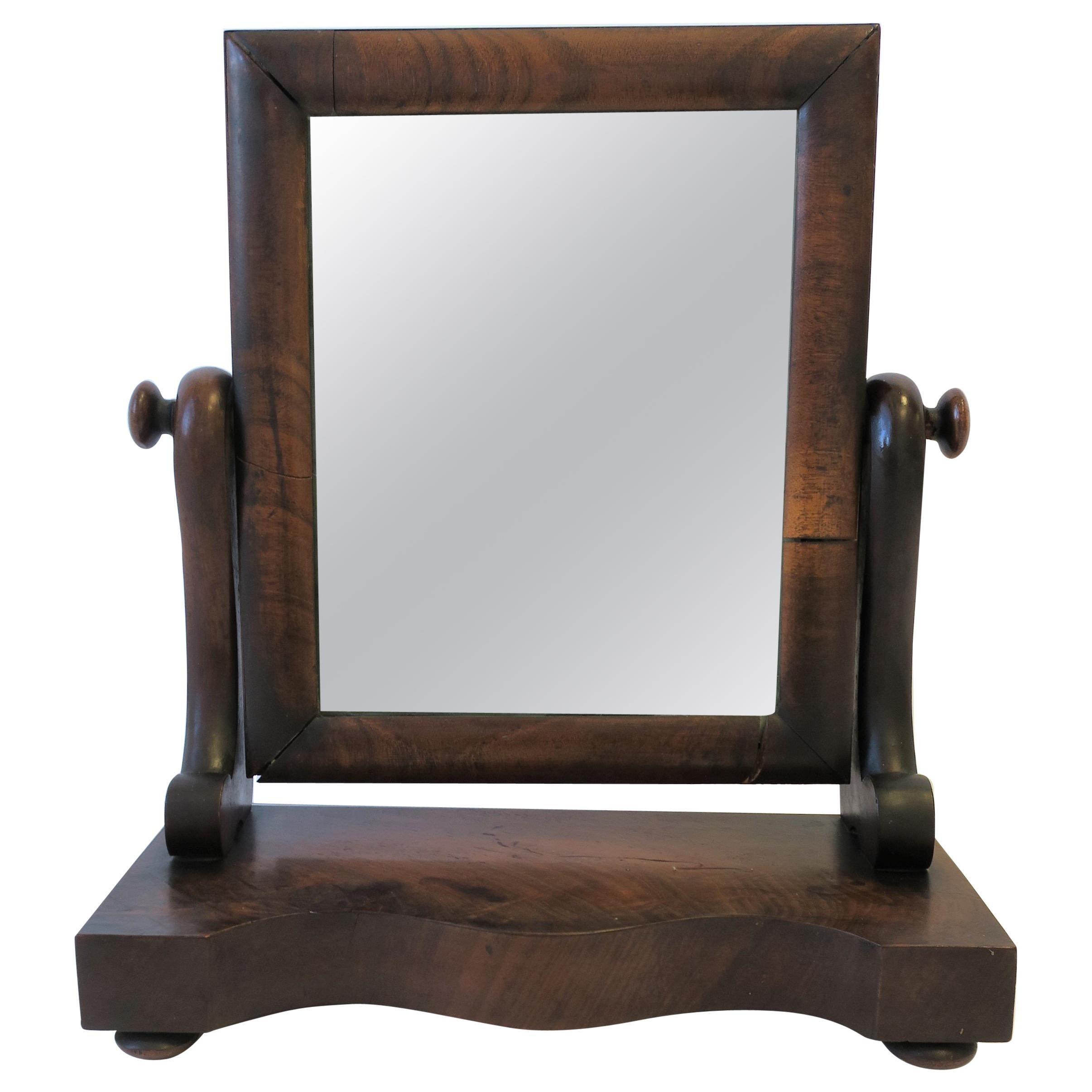 Antique Vanity Mirror