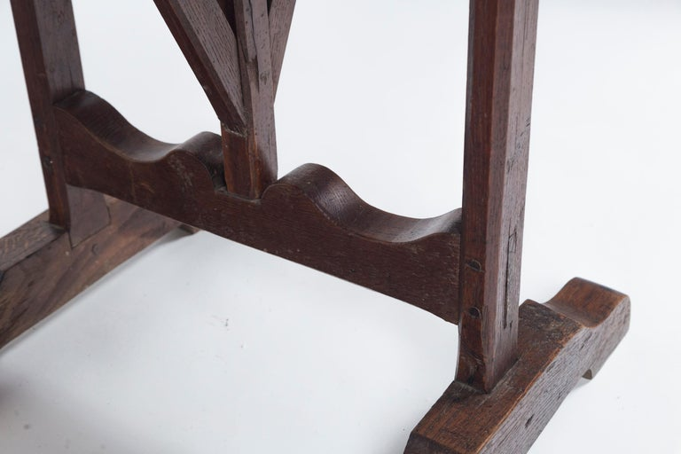 Antique Vendange 'Wine Tasting' Table, Late 19th Century, France For Sale 5