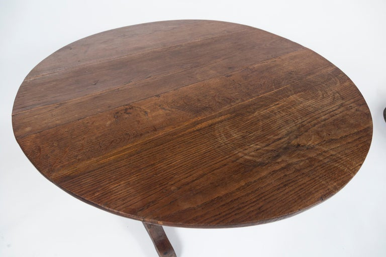 Antique Vendange 'Wine Tasting' Table, Late 19th Century, France For Sale 1