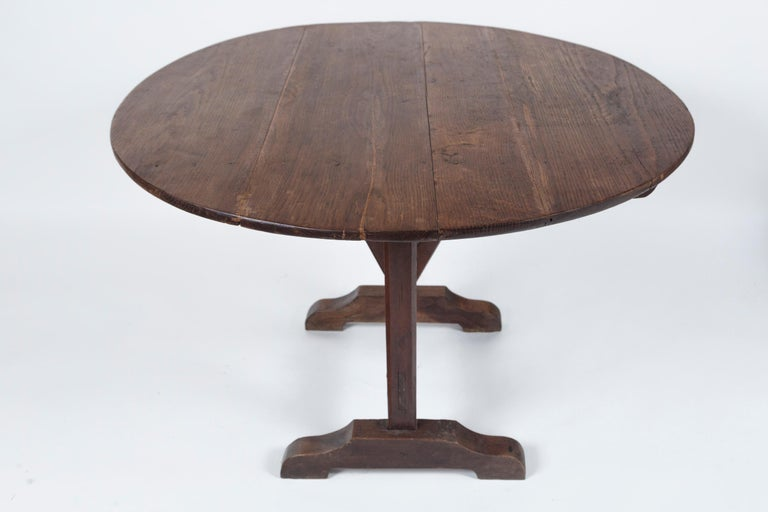 Antique Vendange 'Wine Tasting' Table, Late 19th Century, France For Sale 4