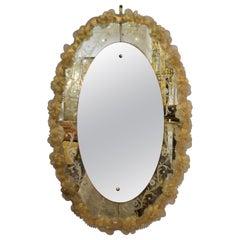Antique Venetian Mirror, circa 1900-1910