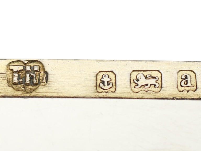 Antique Victorian English Sterling Silver Combination Sovereign/Vesta Case For Sale 4