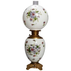 Antique Victorian Gone with the Wind Lamp Buy Juno, 19th Century