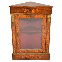 Victorian Corner Cupboards