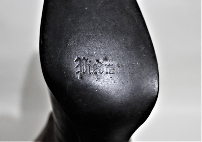 Antique Victorian Ladies Leather Piedmont Shoes Boots Mercantile Store Display  For Sale 4