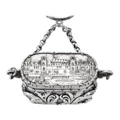 Victorian Snuff Boxes and Tobacco Boxes