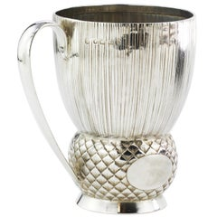 Antique Victorian Sterling Silver Goblet, Goldsmiths & Silversmiths Co