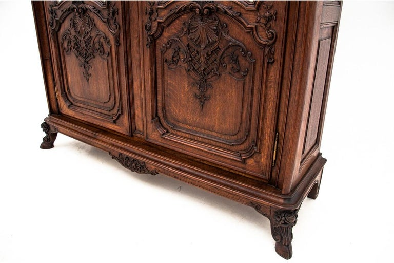 French Antique Vitrine from 1900s, France For Sale