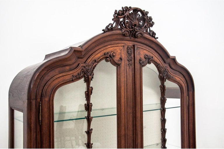 Antique Vitrine from 1900s, France For Sale 1