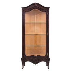 Antique Vitrine from 1900s, France