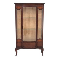 Antique vitrine from the end of the XIX century