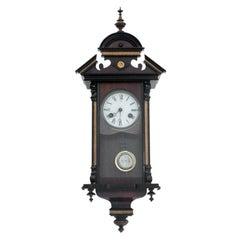 Antique Wall Clock, Germany, circa 1930