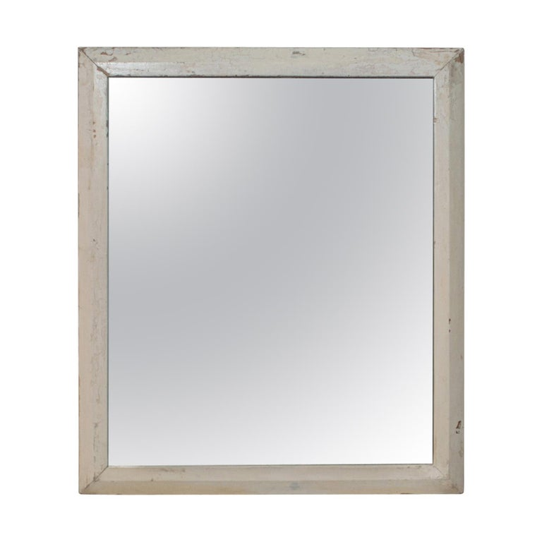 Antique Wall Mirror, English, Victorian, Pitch Pine, Late 19th Century C.188018 For Sale
