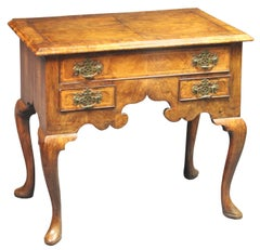 Antique Walnut Lowboy
