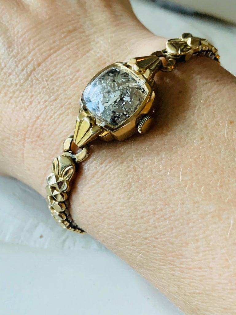 Antique Watch Talisman Bracelet In Good Condition For Sale In Marlton, NJ