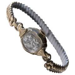 Antique Watch Talisman Bracelet