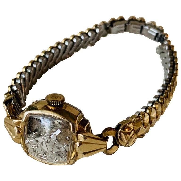 Antique Watch Talisman Bracelet For Sale