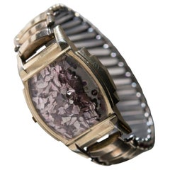 Antique Watch Talisman Bracelet Unisex